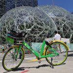 Lime Bike at Amazon