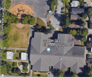 Green Lake Elementary Playground Progress Reported
